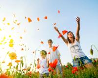 Настрой на привлечение вечной радости