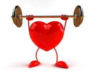 На запасную силу сердца