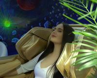 Настрой на расслабление двигательных мозговых центров, центра мышления