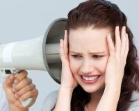 Снятие шума в ушах