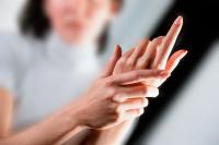 На восстановление чувствительности в пальцах рук